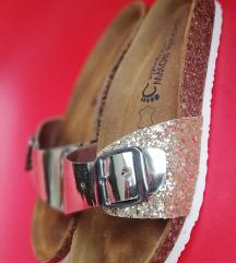 Kozni papuci novi