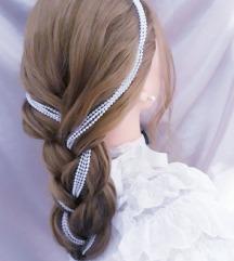 бисер за коса
