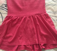 Roze suknja ili top