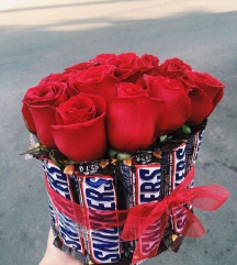 Snickers bouquete