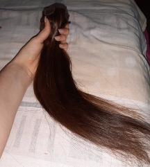 100% prirodna nadgradba na kosa