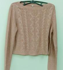 Розево кусо џемперче