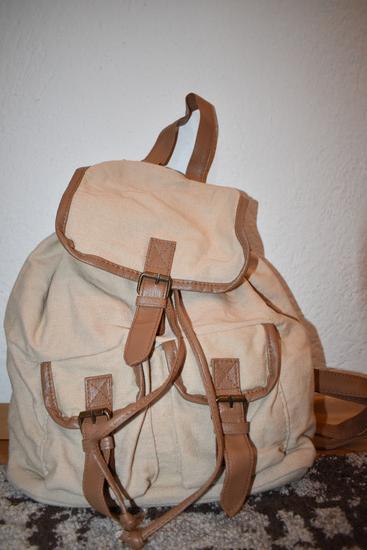 чанта - крем бела