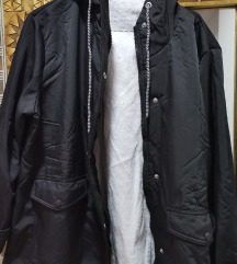 Nova vodootporna jakna so krzno