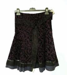 Nova liljakova suknja so etiketa