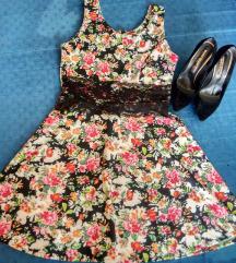 Komplet fustan i cevli