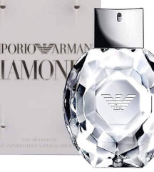 ORIgINAL neopakuvan Emporio Armani DIAMONDS