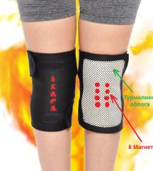 Turmalinski magnetni stegaci za kolena