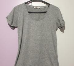 Сива блуза
