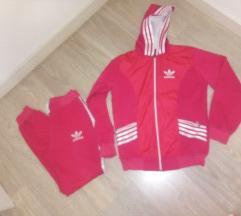 Adidas rozevi trenerki