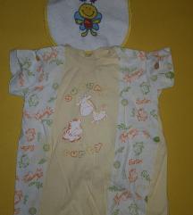 Боди за 10месечно бебе+лигарник