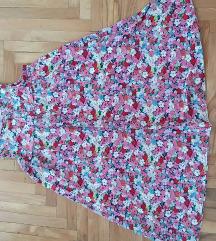 2 fustancinja h&mza 4/6god vel 122 -100den