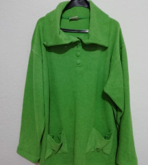 Debel frotirana bluza xxl