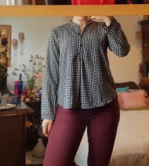 Црно-бела кошула
