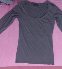 Nova siva Caliope bluza
