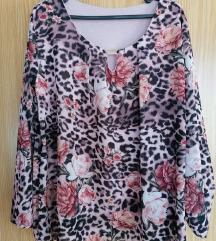 Дезенирана женска блуза
