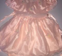 Novo detsko fustance za 1 godina
