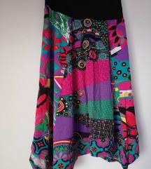 Уникатна сукња *boho style*