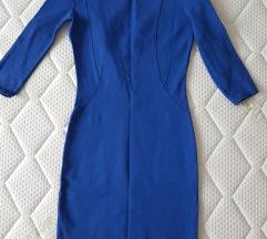 Plavo fustance