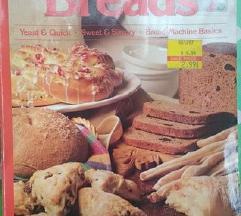 Kuvar za slatki lebcinja, sweet breads