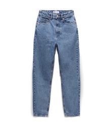 Zara Mom Jeans 36/S Novi