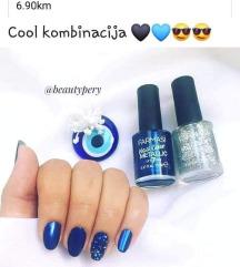 Кралско плава комбинација