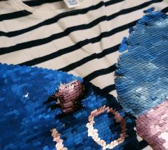 Set od 3 bluzi - okaidi, benetton, sisley