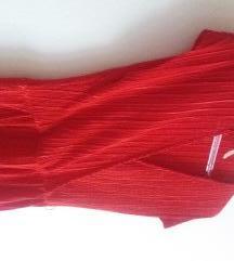 НОВ Црвен фустан