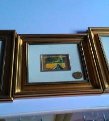 3 sliki  so zig za 1200