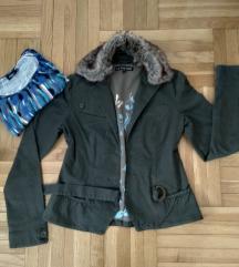 nova la blue rose jaknicka/sako m