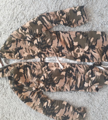 Vojnicko palto s.m.l.xl