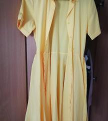 Нов памучен летен фустан