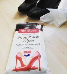 марамчиња и полирање чевли