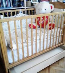 Детски кревет (комплет како на слика)
