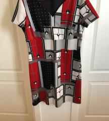 OLTRE fustan