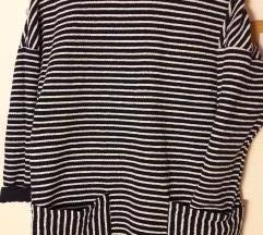 ZARA фустан-туника со џебови