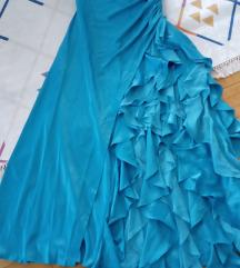 раскошен свечен фустан