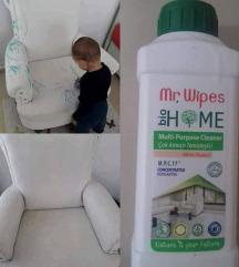 Повеќенаменско средство за чистење