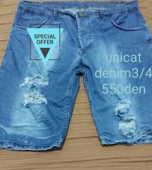 3/4 jeans unicat denim