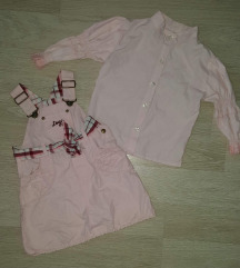 H&M фустанле и кошула