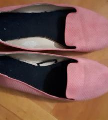 H&M rozevi baletanki