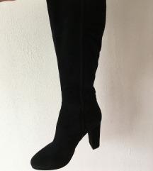 Кожни чизми GEOX