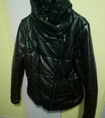 Дебела кожна јакна