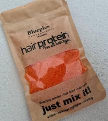 За здрава и негувана коса- Чист протеин