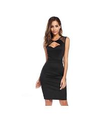 crn eleganten fustan