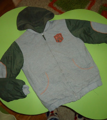 Sprider jakna so dve lica za 10-12g.