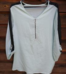Mint green M/L кошула