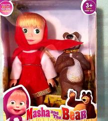 Маша и медо играчка