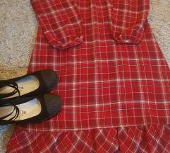 Disney karirano fustance za devojcinja :)