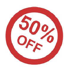 Rasprodazba 50%